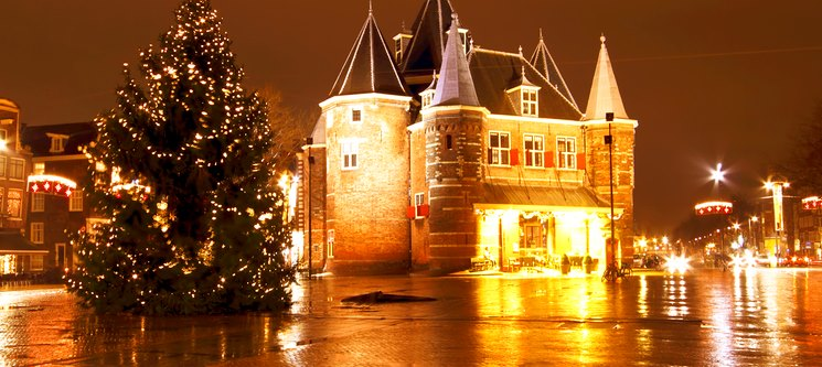 Escapada de Natal | Amesterdão | Voos + 3 Noites c/ opção T. Incluído