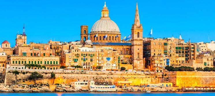 Malta | O Coração do Mediterrâneo | Voos + 4 Noites em Meia Pensão
