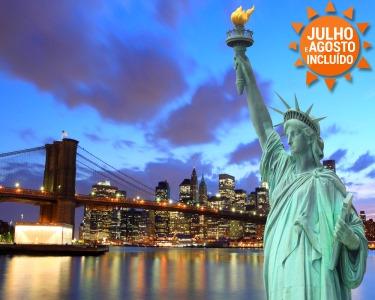 Nova Iorque | A Cidade de Sonho | Voos + 3 Noites na Fifth Avenue