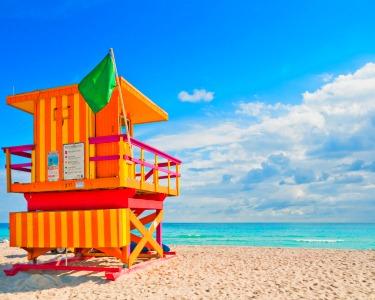 Sol e Diversão | Miami Beach | Voos + 5 Noites Inesquecíveis