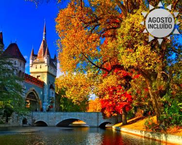 Capital do Danúbio | Budapeste | 2 Noites + City Tour + Cruzeiro