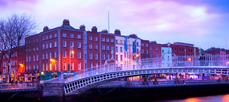 Descubra a Irlanda | Dublin | Voos + 3 Noites + City Tour