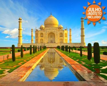 Circuito dos Marajás   Índia   Voos + 6 Noites em Meia Pensão