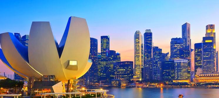 Desfrute de Singapura | Voos + 5 Noites