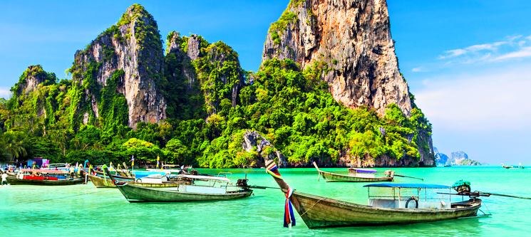 Visite e Tailândia | Bangkok + Phuket | Voos + 7 Noites