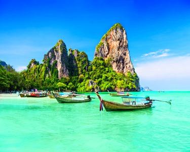 Bangkok + Phuket | A Magia da Tailândia | Voos + 7 Noites