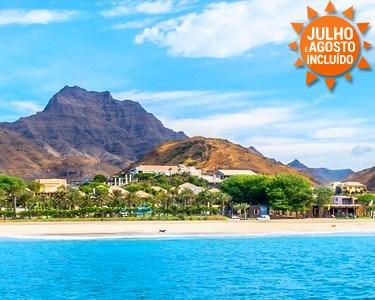 Cabo Verde | Ilha de São Vicente | Voos + 7 Noites