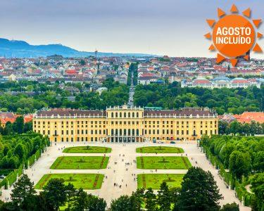 Visite a Cidade Real | Viena de Áustria | 2 Noites + City Tour