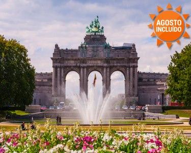 Escapadinha a Bruxelas | 2 Noites + City Tour