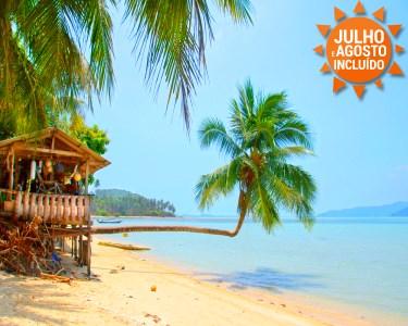 Verão nas Caraíbas | Jamaica | Voos + 7 Noites em TI | Criança Grátis