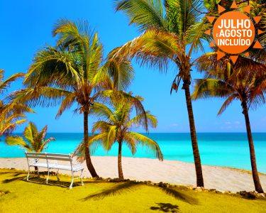 Verão em Cuba | Havana + Varadero | Voos + 7 Noites