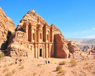 Circuito | O Tesouro dos Nabateus | Petra | Voos + 7 Noites em MP