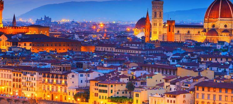 Escapada à Itália | Florença + Siena + Pisa | Voos + 3 Noites + Carro