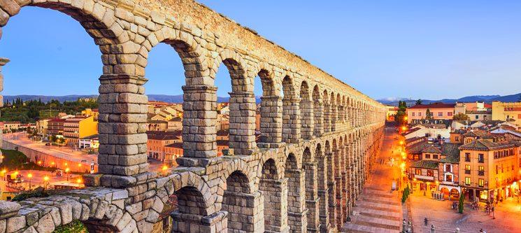 City Break | Madrid + Segovia | 4 Noites + Comboio