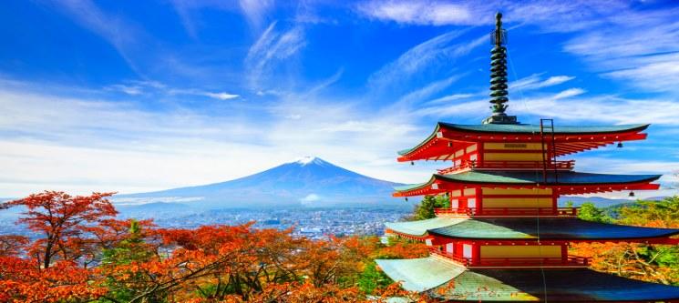 As Paisagens do Japão | Voos + 8 Noites em Circuito