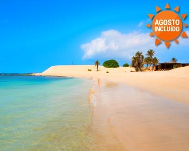 Cabo Verde | Ilha da Boavista | Voos + 7 Noites em Tudo Incluído