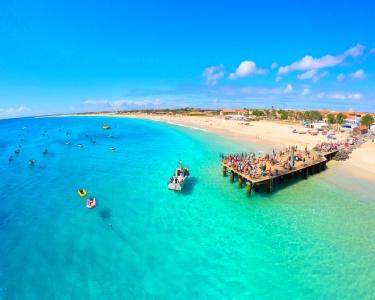 Cabo Verde | Ilha do Sal | Voos + 7 Noites em TI | Lisboa ou Porto