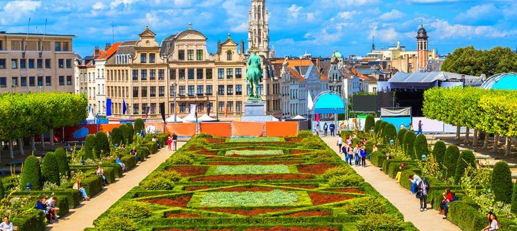 Escapada pela Europa | Bruxelas | 3 Noites + City Tour + Excursão