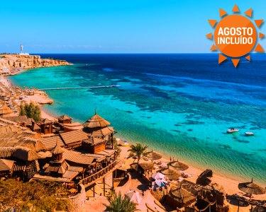 Oportunidade! Sharm El Sheikh | Voos + 7 Noites em 5* em Tudo Incluído