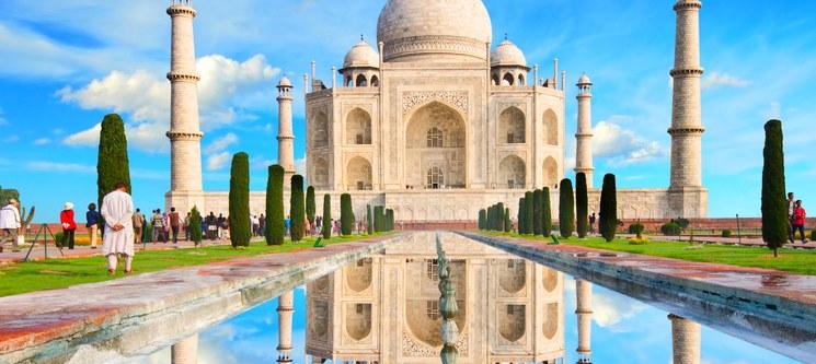 Índia | Circuito dos Marajás | Voos + 6 Noites em Meia Pensão