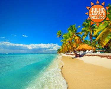 Verão nas Caraíbas | Punta Cana | Voos + 7 Noites em Tudo Incluído