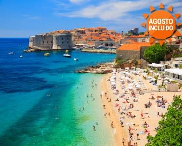 Férias no Adriático! Dubrovnik | Voos + 7 Noites em Tudo Incluído