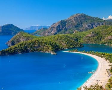Verão na Turquia | Antalya | Voos + 7 Noites em Tudo Incluído