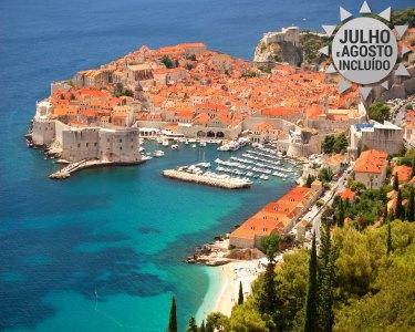 A Pérola do Adriático! Dubrovnik | Voos + 7 Noites Imperdíveis