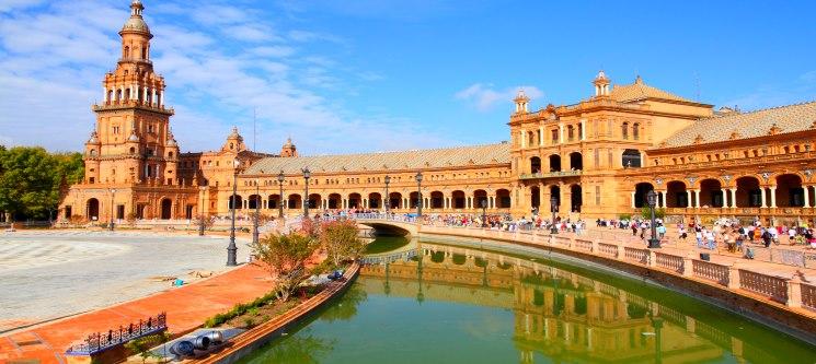 Deslumbre-se com a Capital Andaluzia! 1, 2 ou 3 Noites em Sevilha