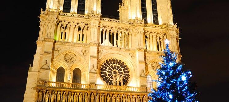 Escapadinha de Natal | Paris | Voos + 3 Noites c/ opção Tudo Incluído