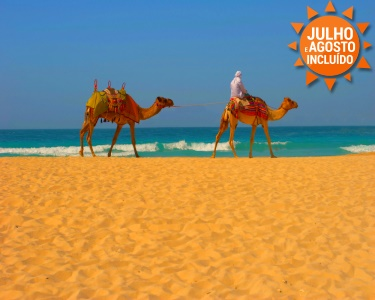 Verão no Mediterrâneo! Saidia | Voos + 7 Noites em Tudo Incluído
