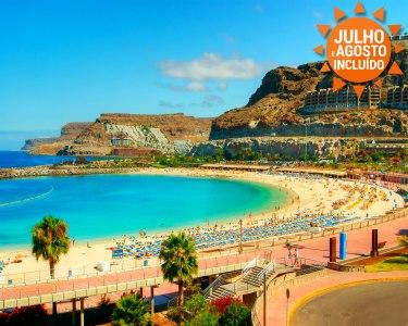 Gran Canária | Ilhas Canárias | Voos + 7 Noites em Tudo Incluído
