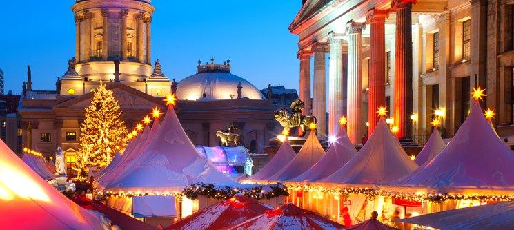 Mercado de Natal   Berlim   Voos + 2 Noites