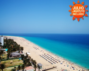 Verão em Fuerteventura | Voos + 7 Noites em Tudo Incluído