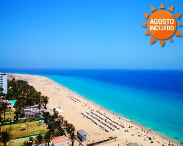 Férias de Verão em Fuerteventura | Voos + 7 Noites com Tudo Incluído
