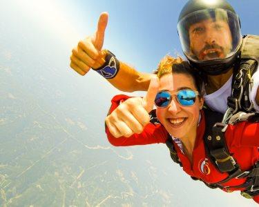 Skydive Europe | Salto Tandem a 4200m em Évora!