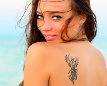 Fique Sexy este Verão | Tatuagem temporária