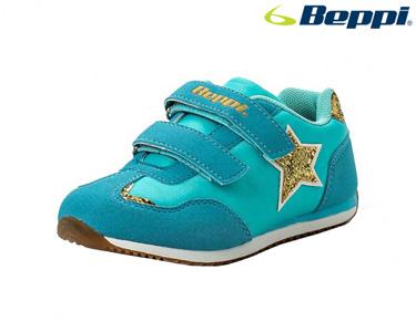 Ténis Casual Beppi®   Azul Turquesa