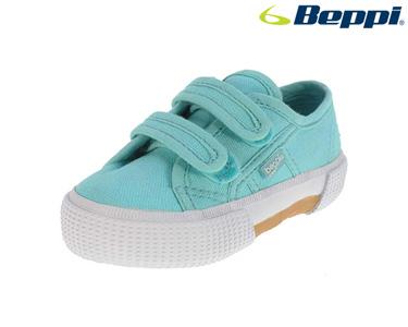 Ténis Lona Beppi®   Azul Claro