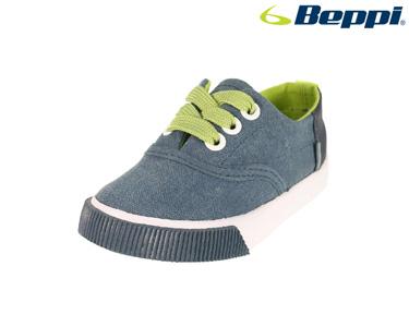 Ténis Lona Beppi® | Jeans e Verde