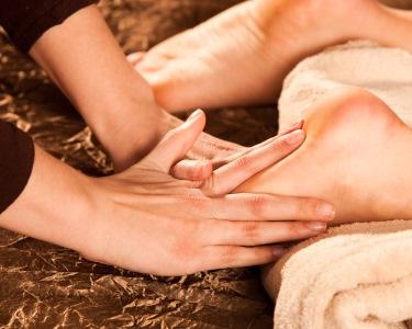 Reflexologia Podal: Terapia Natural no Thalasso Costa de Caparica | 30 Minutos