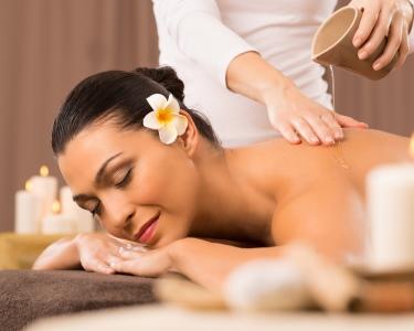 Massagem Shiatsu ou Ayurvédica + Banho Turco ou Sauna | Thalasso Costa de Caparica
