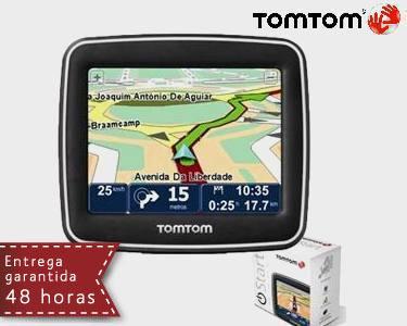 GPS TomTom Start - Mapa Ibérica