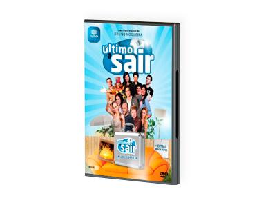 DVD «Último a Sair» | A Série Completa + Extras Nunca Vistos
