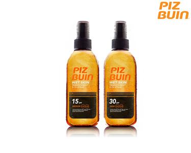 Piz Buin Wet Skin Transparent Sun Spray | Escolha a sua opção