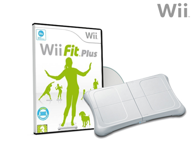 Crown Balance Board +  Jogo Wii Fit Plus | Wii & Wiiu