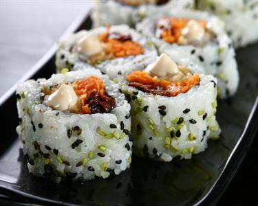 Sushi a Dois no Estado Líquido