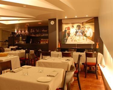 Restaurante Gemelli-Menu à La Carte