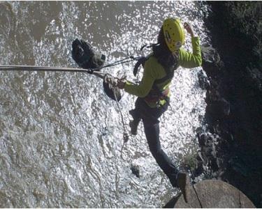 Acrescente Adrenalina à sua Vida! Salto Pendular | Aventuresca