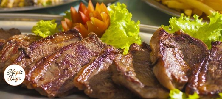 Grande Rodízio de Carnes para Dois! Garphus - Sete Rios